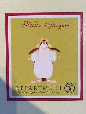 Department 56 Dept 56 Patience Brewster Millicent Penguin Ornament