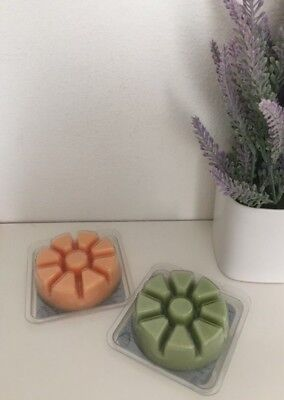 PartyLite Scent Plus Melts Lot of 3 Scents are from the Just Desserts Section