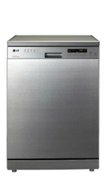 LG 60cm Stainless Steel Dishwasher (LD1482T4)