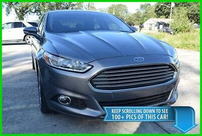 2014 Ford Fusion SE TECH PKG! NAV! BACKUP CAM! - BEST DEAL ON EBAY! LOADED UP FORD FUSION SE WITH TITANIUM OPTONS - LOW MILES - AWESOME SEDAN