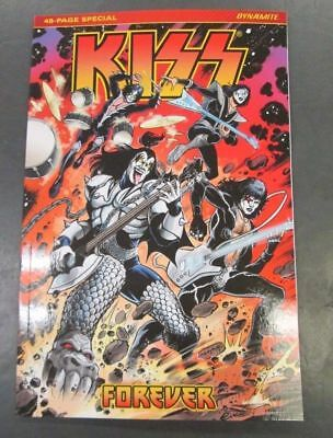 KISS FOREVER SPECIAL Dynamite Comics Peter Gene Paul Ace First Printing KISS HOT