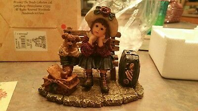 Yesterday's Child The Dollstone Collection Shannon Wilson Waiting for...