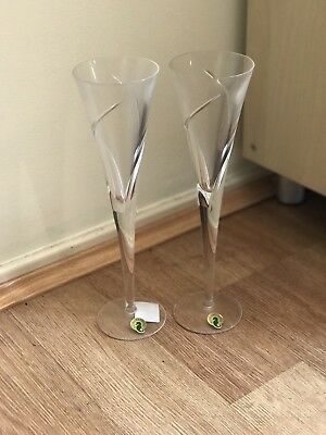 Waterford Crystal Siren Flutes
