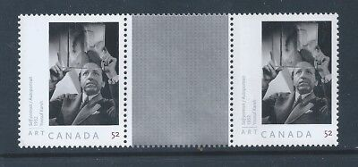 Canada #2270i Horizontal Pair With Gutter Variety MNH **Free Shipping**