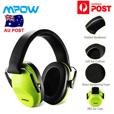 Children Kids Anti Noise Ear Protector Hearing Protection Soundproof Earmuffs AU