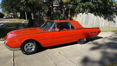 1962 Ford Thunderbird Code 55 Coupe 1962 Ford Thunderbird