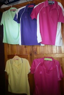 Ladies Official bowls shirts