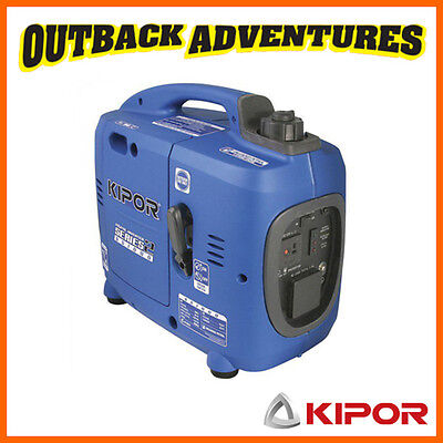Kipor Series 2 Digital Inverter Generator Gs1000