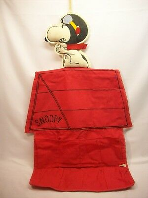"""Snoopy Peanuts 3D decorative shoe wall hanger, """"Flying Ace"""", Simon Simple"""