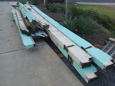 Assorted Large Timber Beams