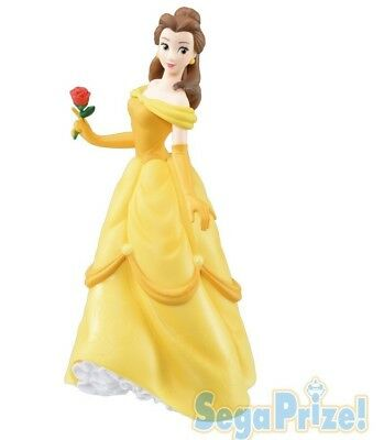 Sega Prize Disney Princess SPM Super Premium Figure Beauty And The Beast Belle