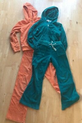 Juicy Couture Tracksuits Girls Size 8