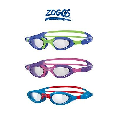 Zoggs Goggles Little Super Seal One Piece Kids Goggles Swimming Goggles