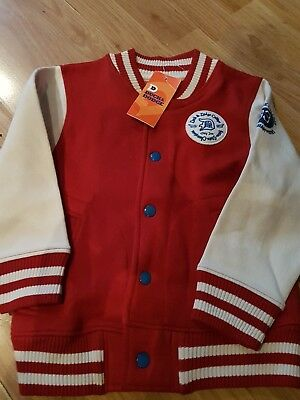 Duck and Dodge jacket Age 4