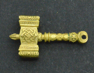 Medieval Viking period Thor's hammer pendant
