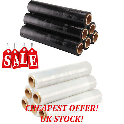 450Mm Strong Rolls Pallet Stretch Shrink Wrap Cast Parcel Packing Cling Film