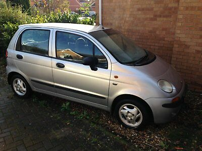 Spares Repairs Daewoo 2000 W Matiz SE+ only 84K from new Relist due to non payer