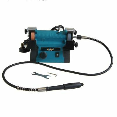 KATSU 100W Mini Bench grinder 50mm With Flexible Drive Shaft