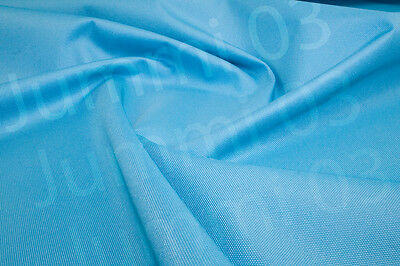 Seconds Waterproof Fabric 600 denier boat seat cover material Turquoise 7ozR