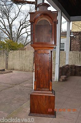 Antique Tall Grandfather ENGLISH Cabinet Only for project