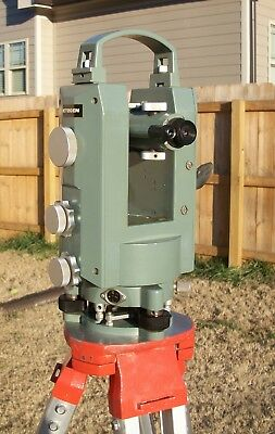 Dietzgen A-1E Directional Theodolite West Germany
