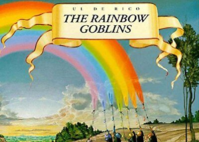 The Rainbow Goblins by Ul De Rico English Hardcover Book Free Shipping!