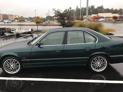 1995 BMW 5-Series  1995 BMW 525i immaculate condition no rust runs perfectly. Tons of new parts
