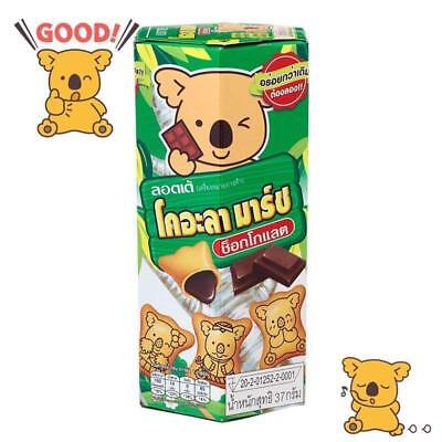 Lotte Koala s March Biscuits with Chocolate Flavor Snacks for Kids Childrens 37g