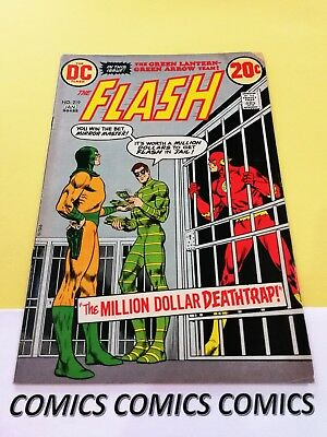 Flash Vol.1 #219 Dc Comics 1973 Vg Very Good 4.0