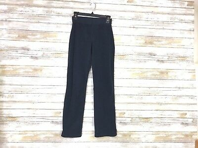 Nike Therma Fit Navy Blue Women's Size Extra Small 0-2 Work Out Pants Fleece
