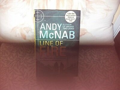 Andy McNab Line of Fire