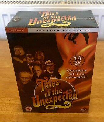 Tales of the Unexpected Complete Series Boxset - New and Sealed