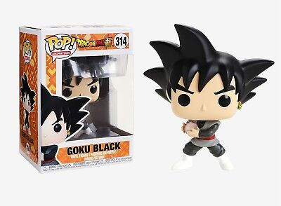 Funko Pop Animation: Dragon Ball Super - Goku Black Vinyl Figure Item #24983