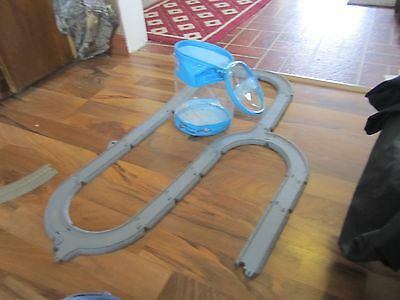 16 Thomas and Friends Take Along Add On Tracks with zip carrying case