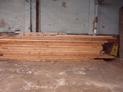 1 Timber joist removed from mezzanine floor