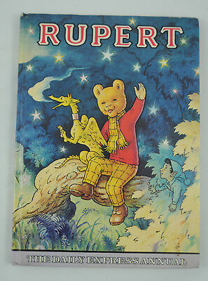 "Vintage Rupert the Bear Annual 1979 Unclipped £1.30 ""Near Mint"""