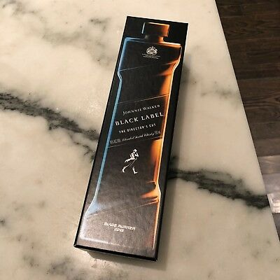 Johnnie Walker x Blade Runner 2049 The Director's Cut - SOLD OUT - SEALED - MINT