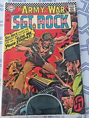 Our Army at War #176 (Feb 1967, DC) 3.0 to 3.5 / G/VG to VG-