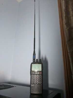 ICOM IC-R20 scanner