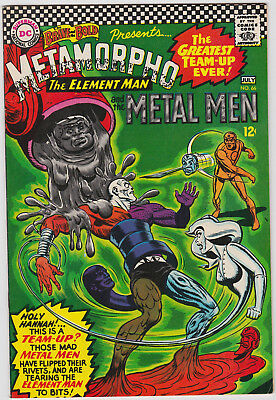 The Brave and the Bold      # 66        1966         VF+