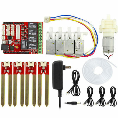 AUTOMATIC DIY PLANT Smart Watering Kit pump for Arduino Electronic+