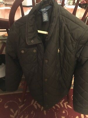 Polo By Ralph Lauren Kids Quilted Jacket