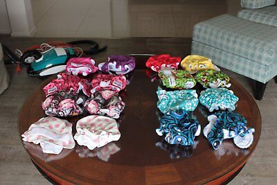 HUGE SALE 16 Baby Beehinds Cloth Nappies S