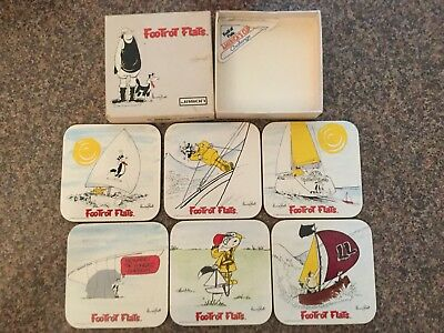 Footrot Flats Coaster Set In Box