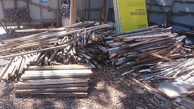 harwood timber for projects or firewood