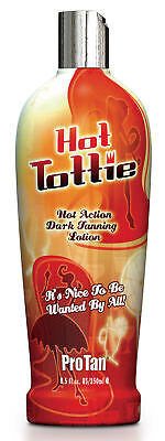ProTan Hot Tottie Dark Tanning Cream Lotion 250ml