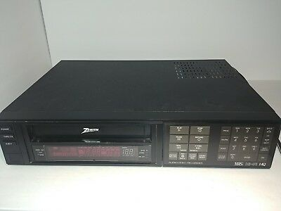 ZENITH STEREO VIDEO HIFi Recorder/VCR Mod 2220 Parts Not