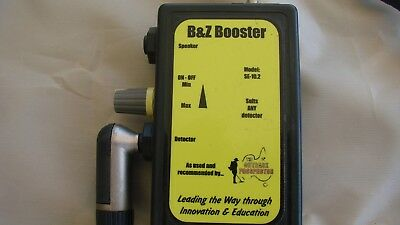 Minelab    B&z Booster With Extra Lead Suits All Minelab Including Gpx 5000