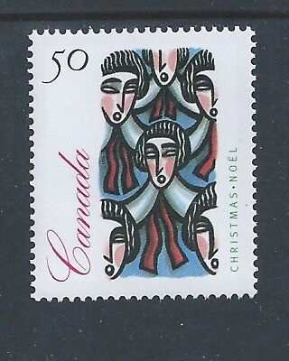 Canada #1534i Single Med Fluorescent Paper Variety MNH **Free Shipping**