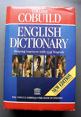 COLLINS COBUILD ENGLISH DICTIONARY – Gebundene Ausgabe